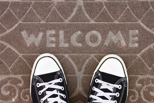 Converse and Welcome